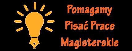 Pisanie prac magisterskich – Toruń Logo
